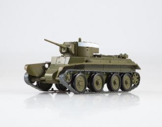 БТ-7, Наши танки 49