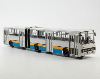 IKARUS-280 CVAG, серый / желтый / голубой