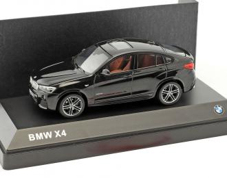 BMW X4 (2015), black