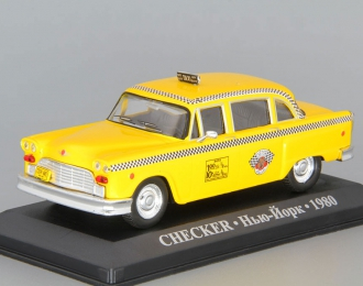 CHECKER New York (1980), Такси мира 1, yellow