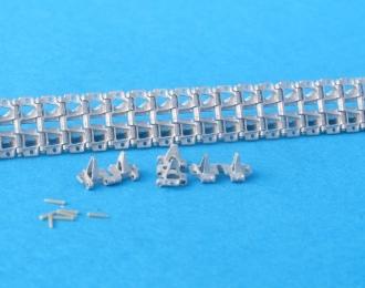 Траки наборные железные T-30 / Т-40 / Т-60 / Т-70 / Су-76