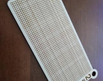 Разметка для пиксельного камуфляжа 2 мм