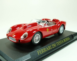 FERRARI 250 Testarossa, Ferrari Collection 11, red
