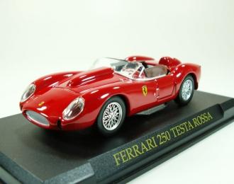 FERRARI 250 Testarossa, Ferrari Collection 11, red