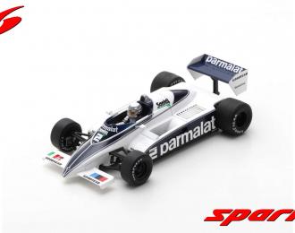 Brabham BT50 #2 5th Swiss GP 1982 Riccardo Patrese