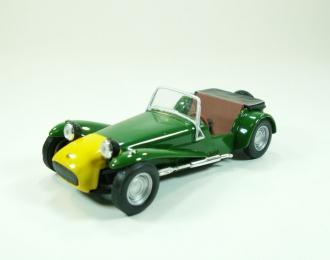 LOTUS Seven, Суперкары 36, т.зеленый