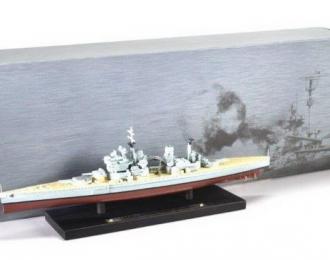 """(Уценка!) Линкор """"HMS PRINCE OF WALES"""" Великобритания 1941"""