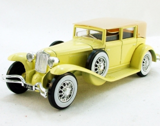 CORD L 29 Bertone (1929), желтый