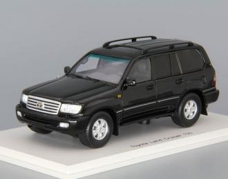 TOYOTA Land Cruiser 100, black