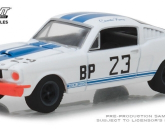 FORD Mustang Shelby GT350 #23 Charlie Kemp 1965