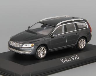 VOLVO V70 (2013), savile grey