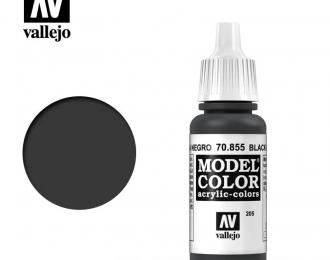 Краска акриловая `Model Color` Черный патиновый / Black Glaze