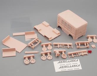 (Уценка!) Сборная модель Прицеп-автолавка