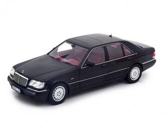 MERCEDES-BENZ S600 S-class V140 (W140) 1997 - Black