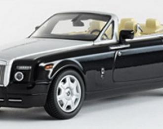 ROLLS-ROYCE Phantom Drophead Coupe, diamond black