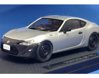 TOYOTA 86 RC 2013, Silver