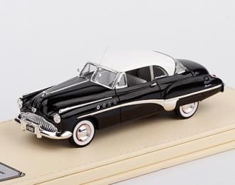 Buick Roadmaster Riviera Coupe 1949 (black)
