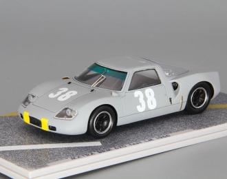 MATRA BRM 620 test LM #38 (1966), grey