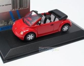 VOLKSWAGEN Concept Car Cabriolet (1994), red