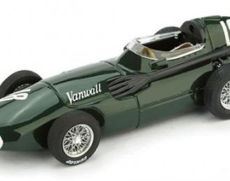 VANWALL F1 HP 285 1957, green