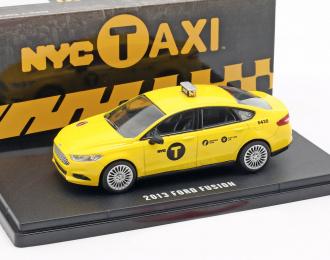 "FORD Fusion ""NYC Taxi"" (такси Нью-Йорка) 2013"