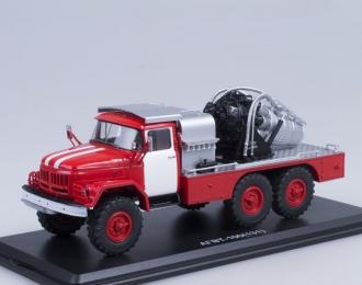АГВТ-100 (131) без надписей, красный