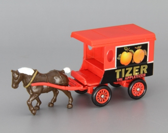 Horse Drawn Delivery Van Tizer