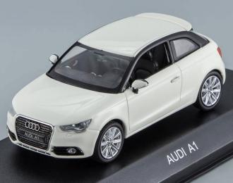 AUDI A1 (2011), amalfi white