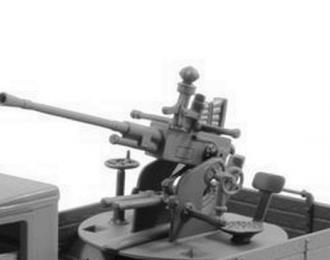 Сборная модель Зенитная установка (37мм)
