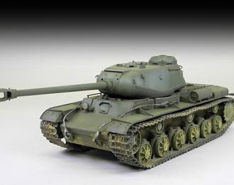 Сборная модель Советский тяжелый танк КВ-122