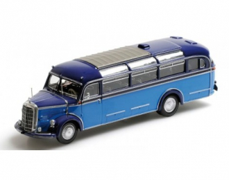MERCEDES-BENZ O 3500 BUS - 1950 - LIGHT BLUE / DARK BLUE