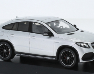 MERCEDES-BENZ AMG GLE 63 Coupe - Silver