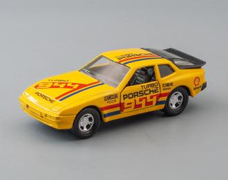 PORSCHE 944, Super Kings, yellow