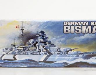 Сборная модель Линкор Bismarck