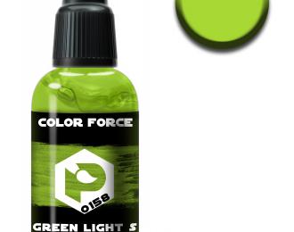 зеленый светлый S7 (green light S7)