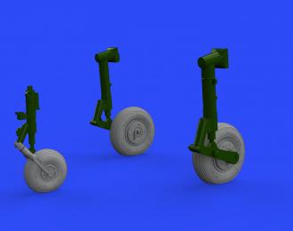 L-29 wheels AMK