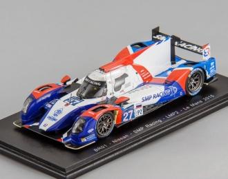 BR01 - Nissan #27 LMP2, SMP Racing, M. Mediani - D. Markozov - N. Minassian