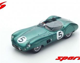 ASTON MARTIN  DBR1 #5 Winner Le Mans 1959 R. Salvadori - C. Shelby