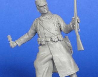 Австро-Венгерский солдат. Первая Мировая Война (2)