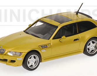 BMW M COUPE - 1999, YELLOW METALLIC