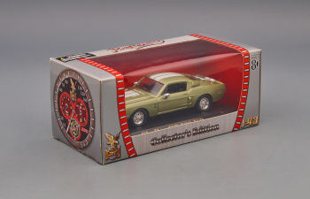SHELBY GT 500-KR (1968), light green metallic