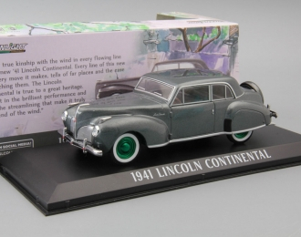 LINCOLN Continental 1941 Cotswold Gray Metallic (Greenlight!)