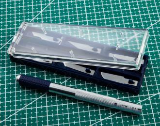 Модельный нож: 6 профильных лезвий
