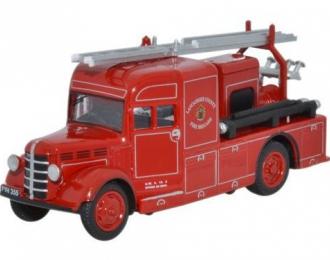 Bedford WLG Heavy Unit Lancashire County Fire Brigade 1945