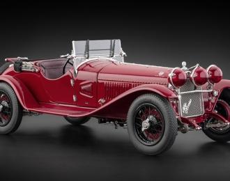 ALFA ROMEO 6C 1750 GS (1930), red