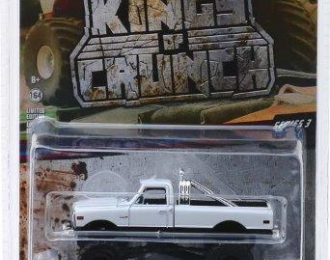 CHEVROLET K-10 Monster Truck Bigfoot 1972 White