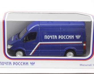 MERCEDES-BENZ Sprinter Почта России, голубой