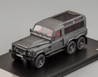(Уценка!) LAND ROVER Defender 110 6.2 Kahn Flying Huntsman 6x6 2015 Black