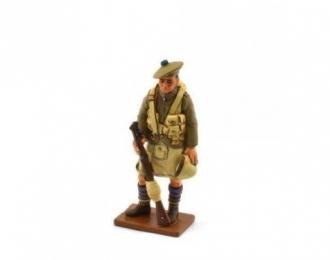 Стрелок Лондонского Шотландского полка Великобритания 1917