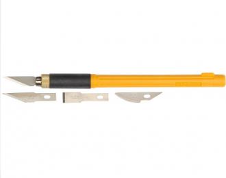 Нож для художественных работ AK-4 + 4 лезвия